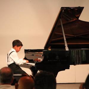 Student Spotlight on Joaquin Manuel Estrella