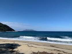 Nagata beach - 200 metres from the front