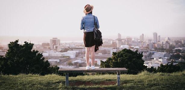 woman standing on bench.jpg