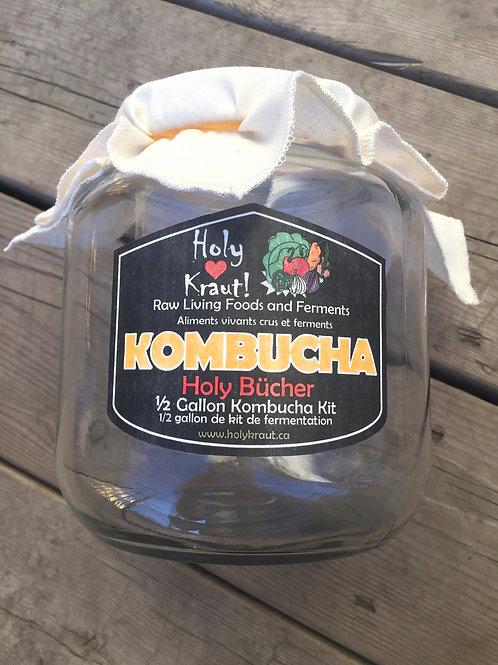 Kombucha Jar - 1/2 Gallon