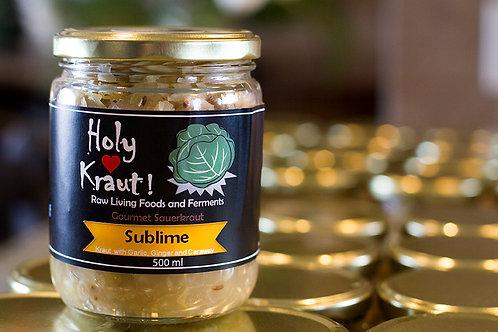 Sublime Sauerkraut