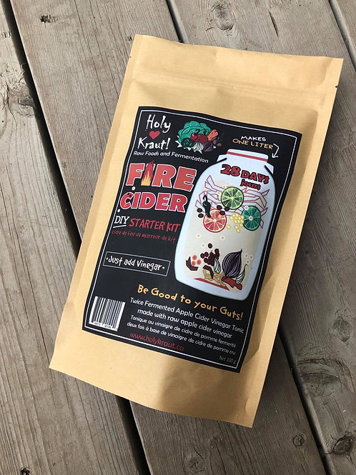 Fire Cider Kit - DIY