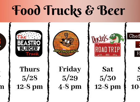 Food trucks this week