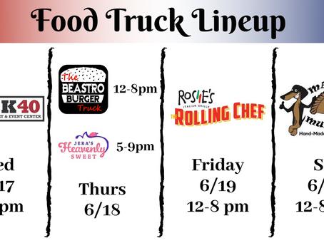 6/15's #foodtrucks