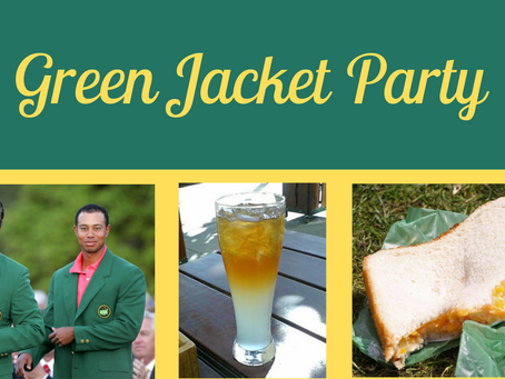 Green Jacket Wed Kickoff Party