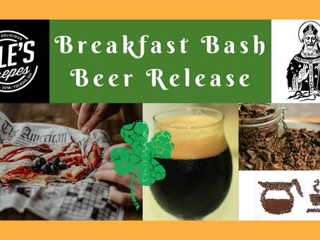Breakfast Bash Beer Release