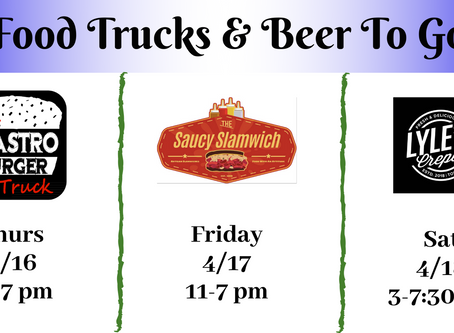 Week 4/13 food trucks
