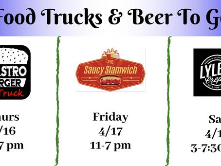 Week 4/13 food trucks