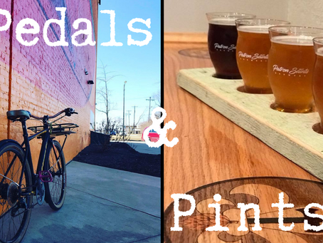 Pedals and Pints