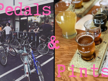 Pedals and Pints (JoJo's)