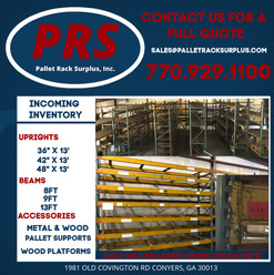 SQUARE - RACKING PACKAGE - Union CiTY Hu