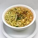 Soupe épicée aux légumes / Spicy vegetables soup