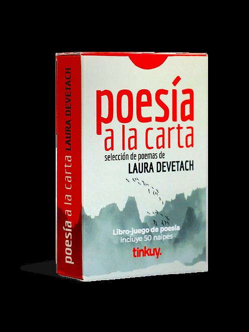 Poesía a la carta - Laura Devetach