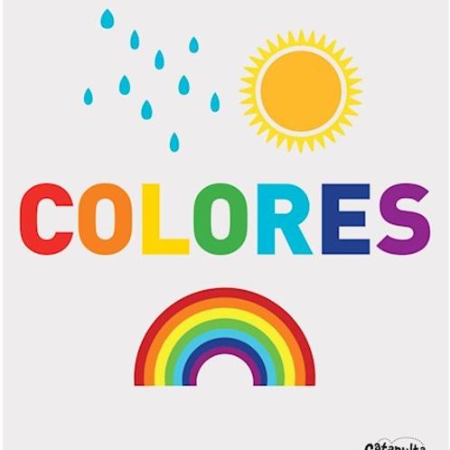 Jugar y aprender: Colores