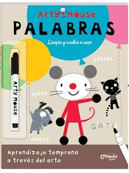 Arty Mouse: Palabras