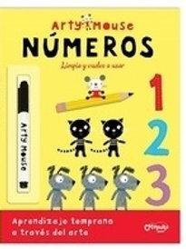 Arty Mouse: Números