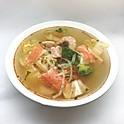 Soupe épicée aux fruits de mer / Spicy seafood soup