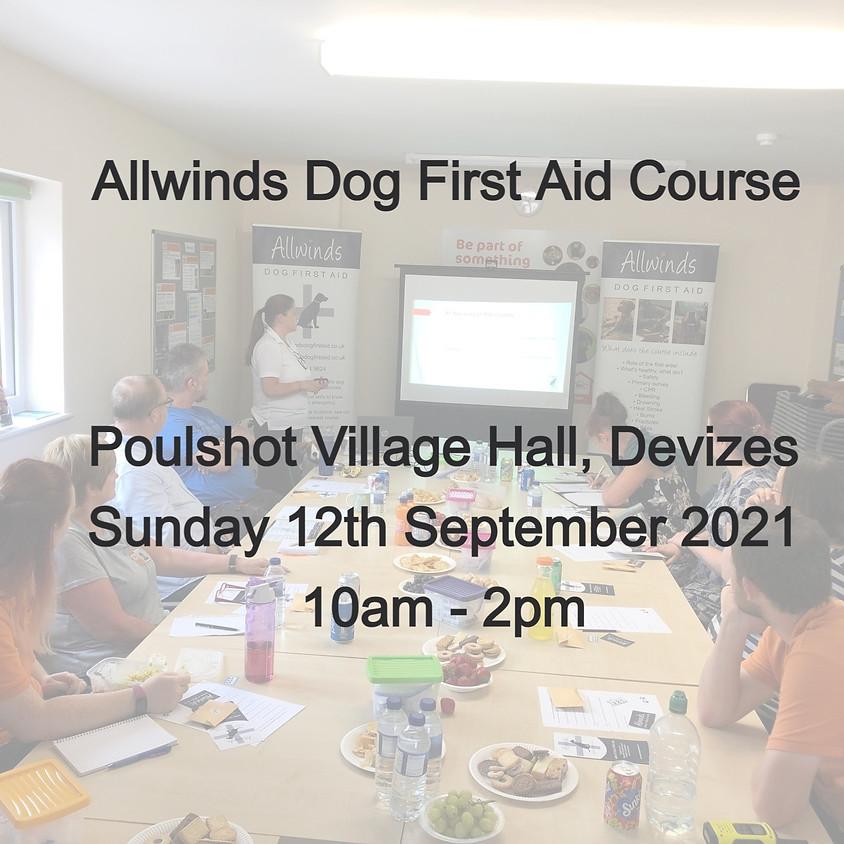 Allwinds Dog First Aid DEVIZES