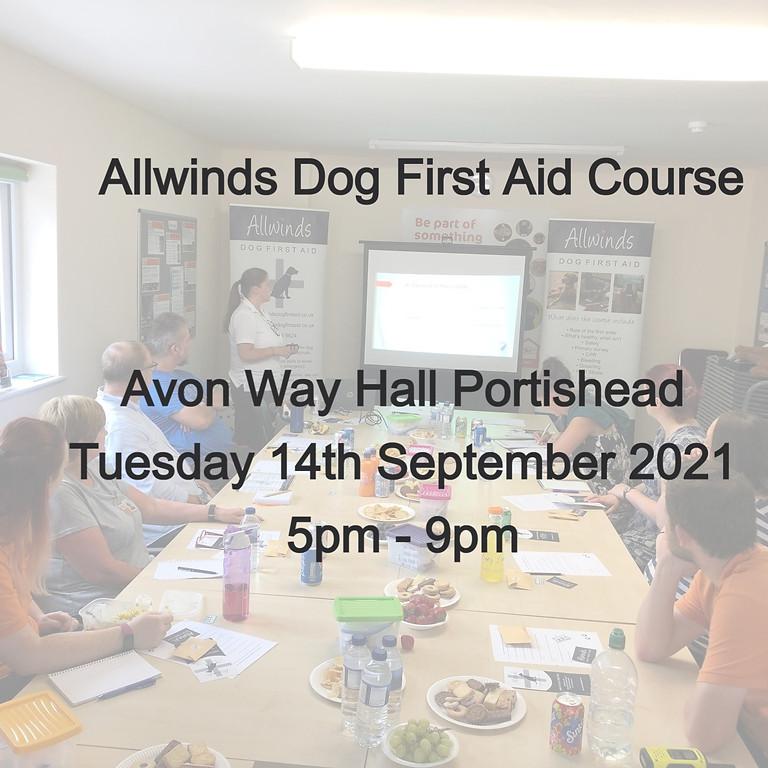 Allwinds Dog First Aid PORTISHEAD