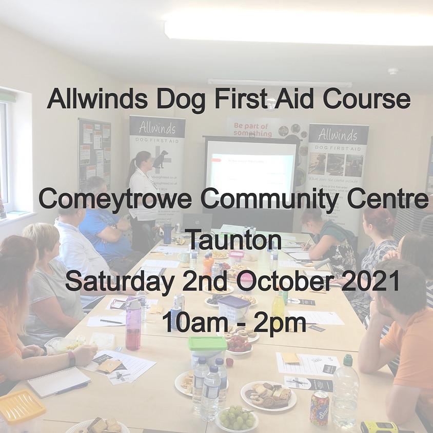 Allwinds Dog First Aid - TAUNTON