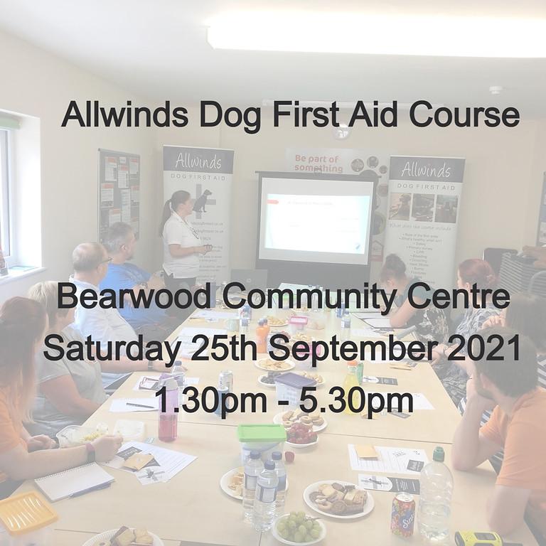 Allwinds Dog First Aid BOURNEMOUTH