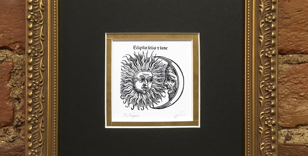 Eclipse, Nuremberg, 1493