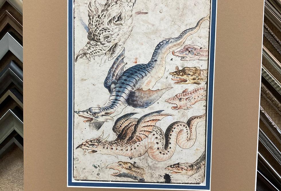 Studies of a Dragon
