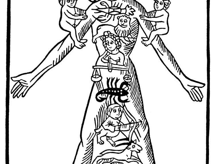 Zodiac Figure