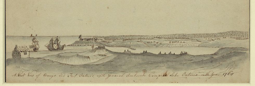 A West View of Oswego