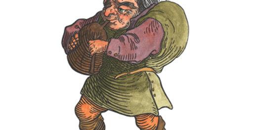 Bagpiper Gobbi