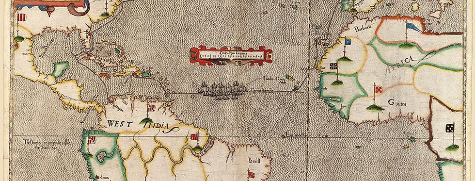 Sir Francis Drake's Voyage