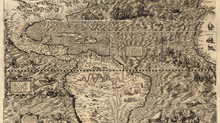 The Americas Map of 1562
