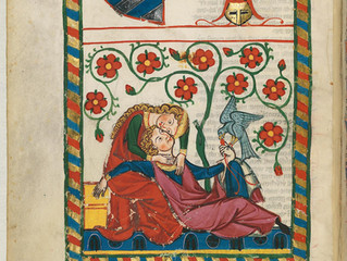 What is the Manesse Codex?