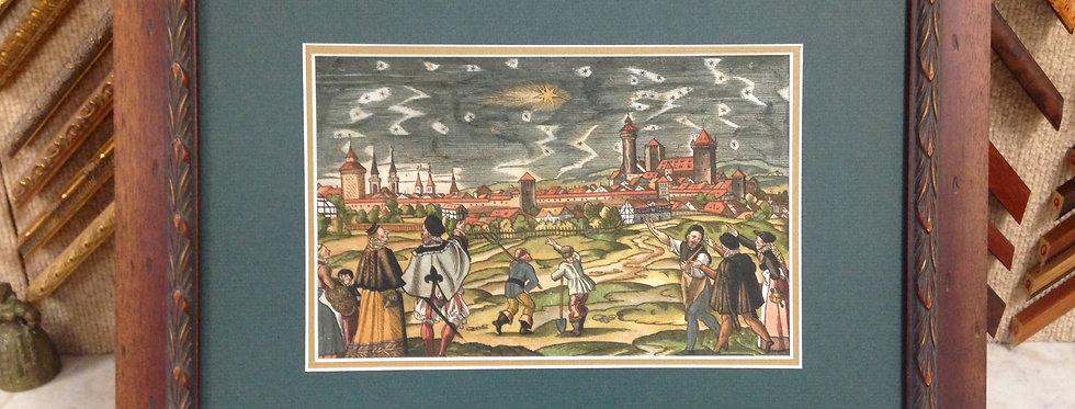 Comet Over Nuremberg