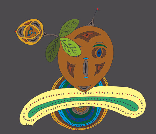 Space Biotum Bearing Fruit
