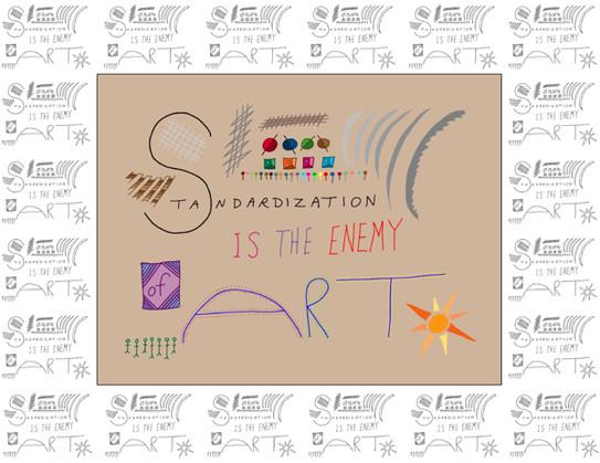 Standardization is the Enemy of Art