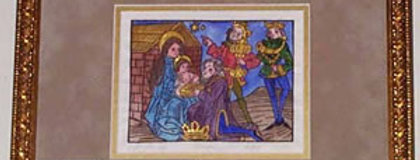 Gifts of the Magi (Hand Colored)