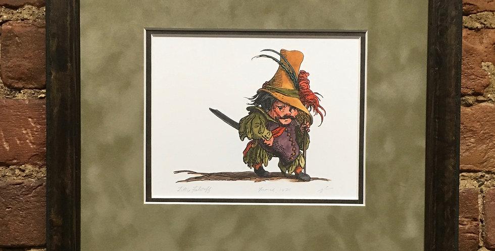 Little Falstaff Gobbi
