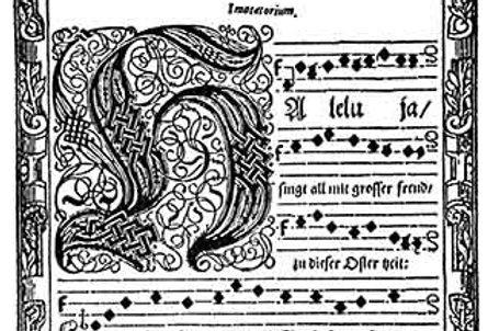 Protestant Easter Hymn