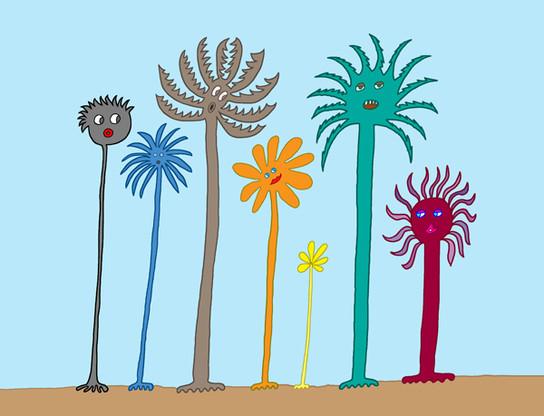 Tropical Plant Life