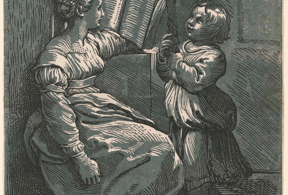 The Sibyl Reading