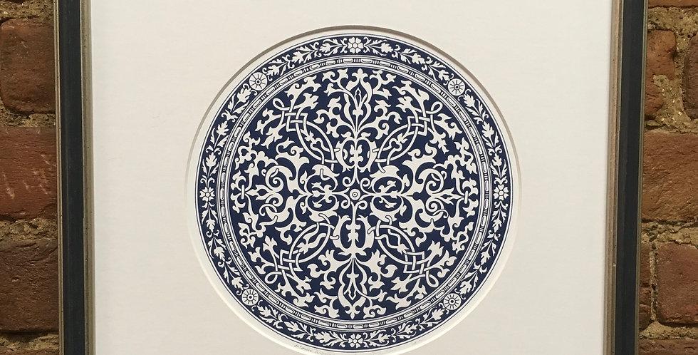 Intarsia Circular