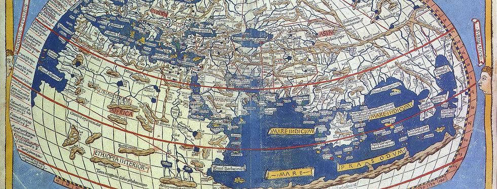 Ptolemaic World