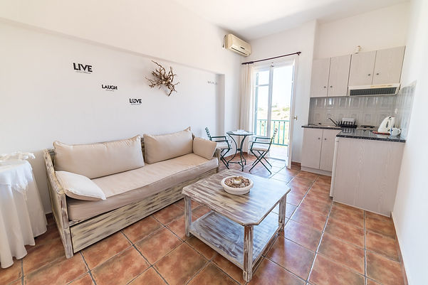 nice flat in naoussa with seaview