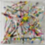 Lebensr(o)uten Acrylbox 30 x 30 x 10