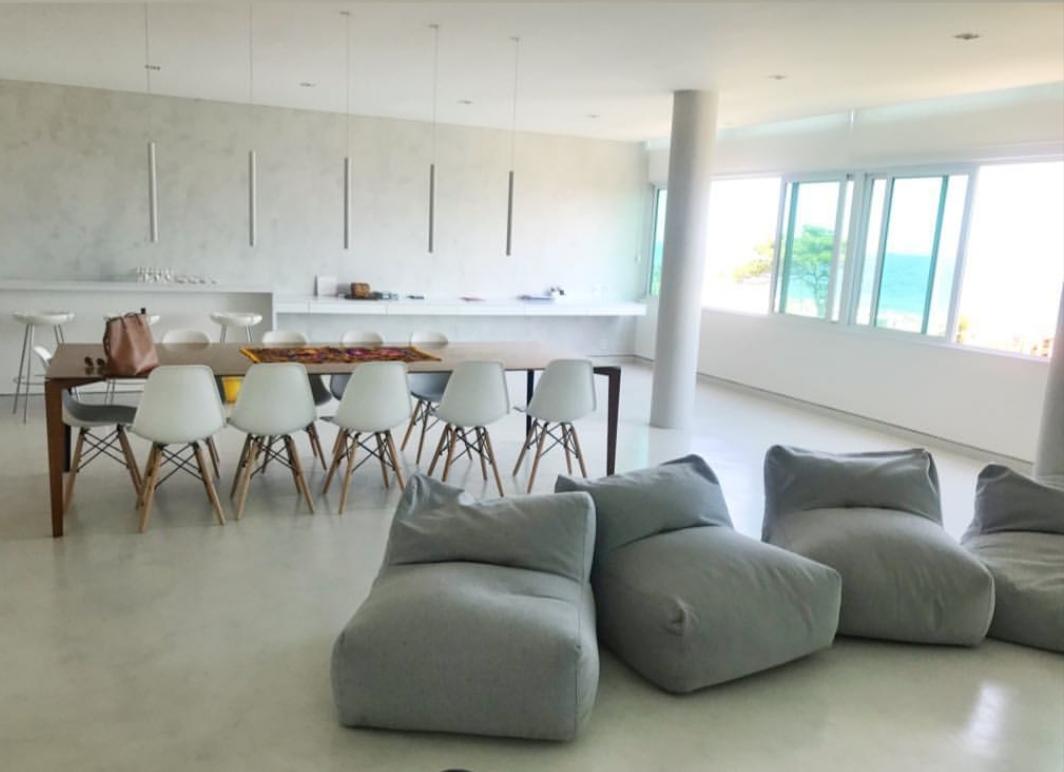 Apartamento revestido