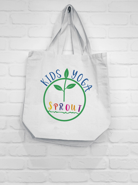 'Sprout' Tote Bag