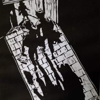 Drnovšek Majda, Pot k svetlobi; tehnika