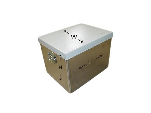 Aluminum Dry Box