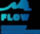 FLOW logo colour_outline with tagline.pn